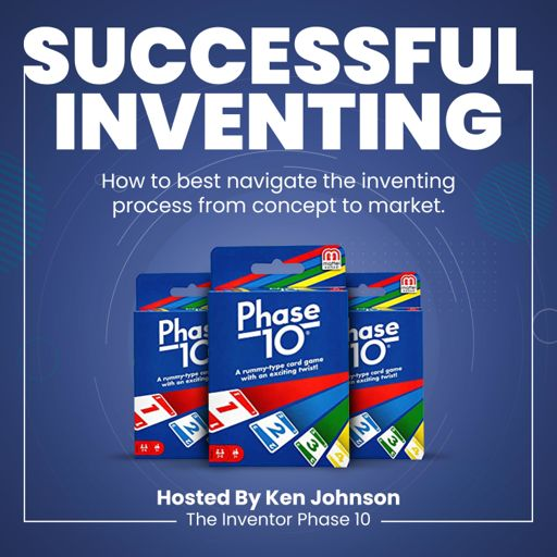 Cover art for podcast Successful Inventing