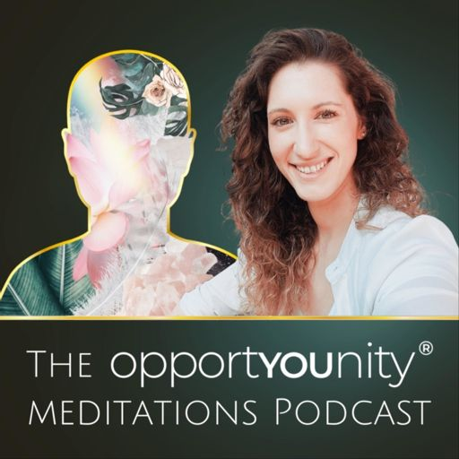 Cover art for podcast Opportyounity Meditations - Uncovering Happiness & Health