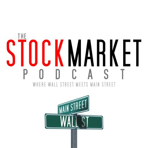 Cover art for podcast The Stock Market Podcast