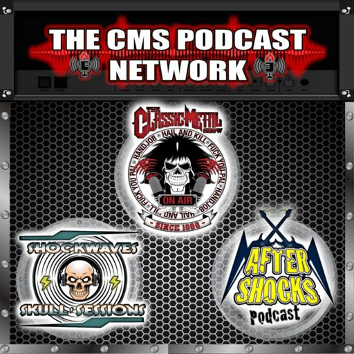 Cover art for podcast The CMS Podcast Network