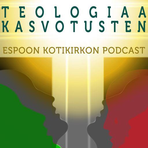 Cover art for podcast Teologiaa kasvotusten