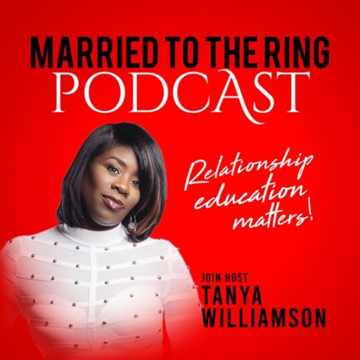 Cover art for podcast Married to the Ring