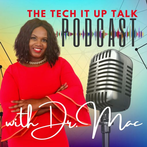 Cover art for podcast #TechItUpTalk Podcast
