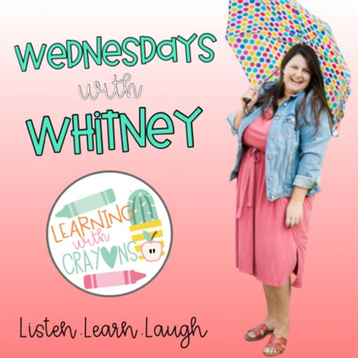 Cover art for podcast Wednesdays with Whitney
