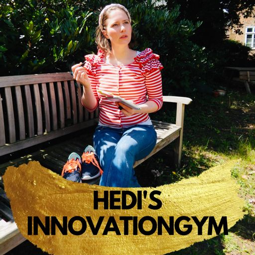 Cover art for podcast Innovation Trainings with Hedi