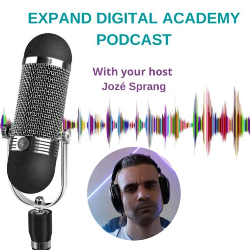 Cover art for podcast Expand Digital Academy Podcast Channel