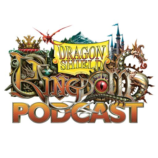 Cover art for podcast Dragon Shield: Kingdoms