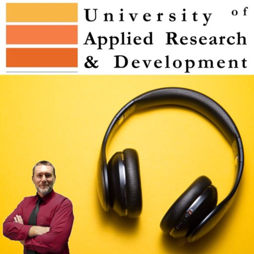 Cover art for podcast Emergency Management, EdTech, Education & Leadership. uard.ac.nz