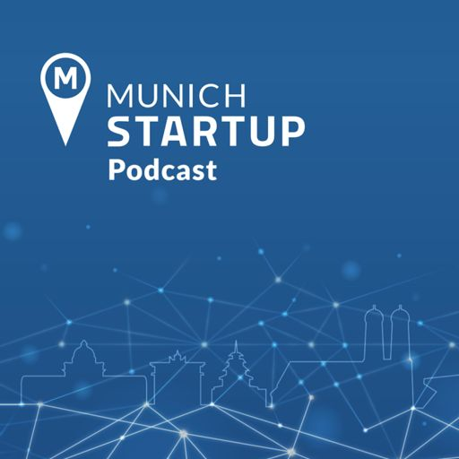 Cover art for podcast Munich Startup Podcast