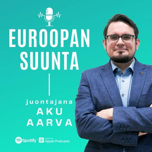 Cover art for podcast Euroopan Suunta
