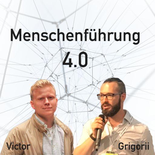 Cover art for podcast Menschenführung 4.0