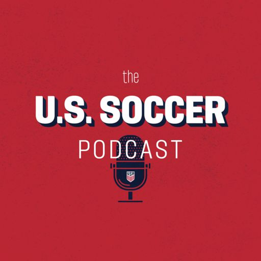 Cover art for podcast The U.S. Soccer Podcast