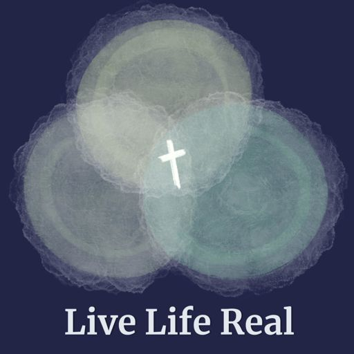 Cover art for podcast Live Life Real