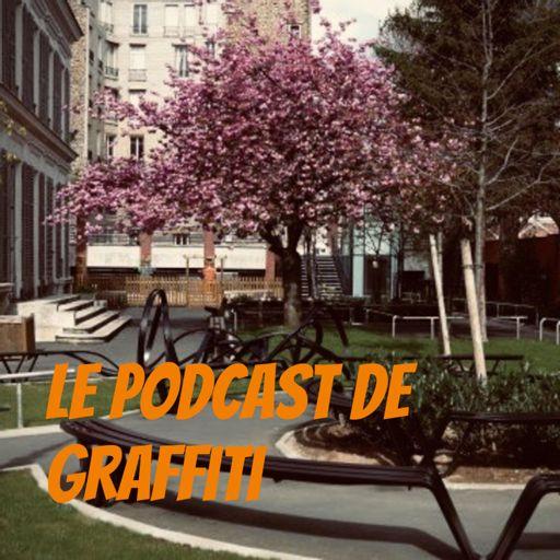 Cover art for podcast Le Podcast de Graffiti