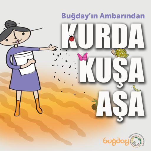 Cover art for podcast Kurda Kuşa Aşa
