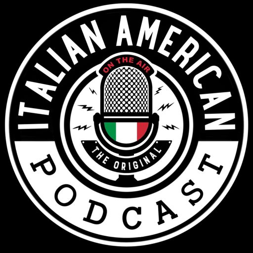 Cover art for podcast The Italian American Podcast