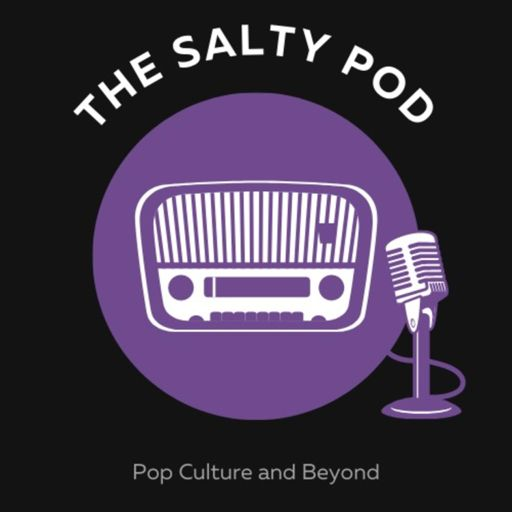 Cover art for podcast The Salty Pod