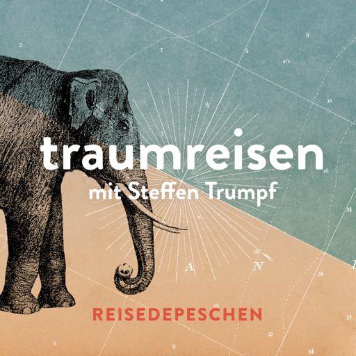Cover art for podcast Traumreisen mit Steffen Trumpf