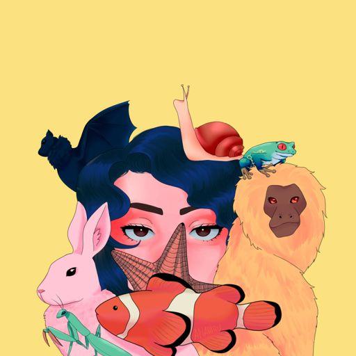 Cover art for podcast Voyeur de Animais Coloridos
