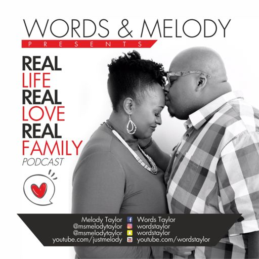 "Cover art for podcast ""Real Life. Real Love. Real Family."""