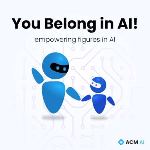 Cover art for podcast You Belong in AI!