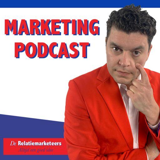 Cover art for podcast Relatiemarketing podcast door Hans Breuker
