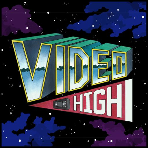 Cover art for podcast Video High
