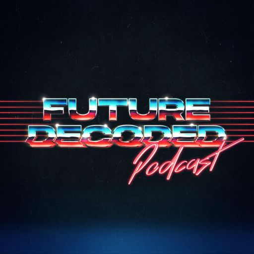 Cover art for podcast Future Decoded
