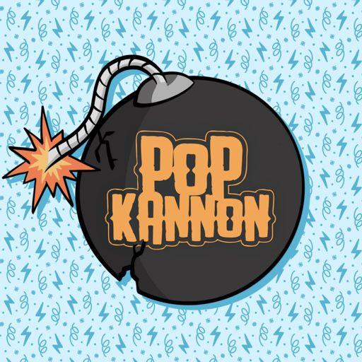 Cover art for podcast Pop Kannon Podcast