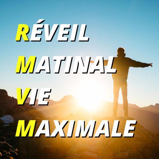 Cover art for podcast Réveil matinal, vie maximale