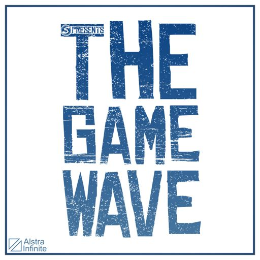 Cover art for podcast THE GAME WAVE