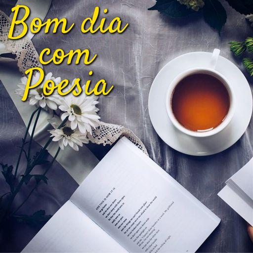 Cover art for podcast Bom dia com Poesia