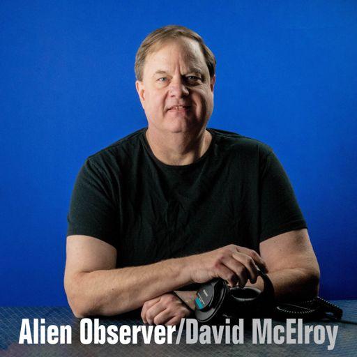 Cover art for podcast The Alien Observer