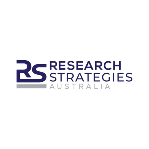 Cover art for podcast Research Strategies Australia Podcast