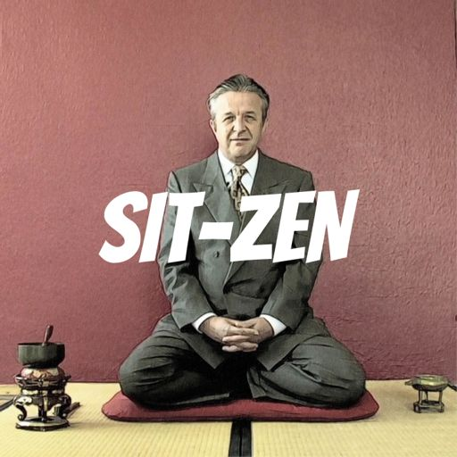 Cover art for podcast SIT-ZEN