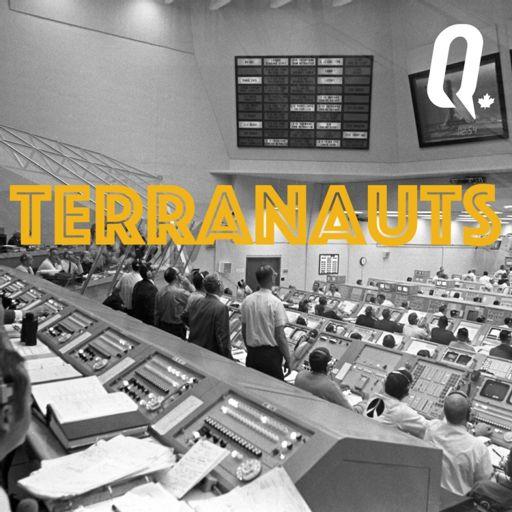 Cover art for podcast Terranauts
