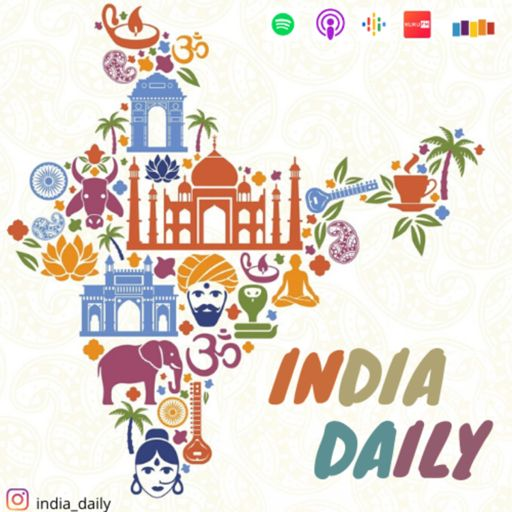 Cover art for podcast India Daily News podcast