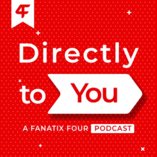Cover art for podcast Directly to You