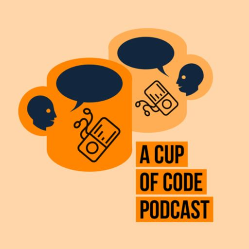 Cover art for podcast A Cup of Code Podcast