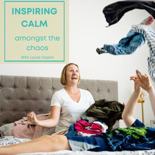 Cover art for podcast Inspiring Calm