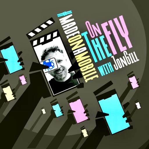 Cover art for podcast On The Fly with Jon Gill