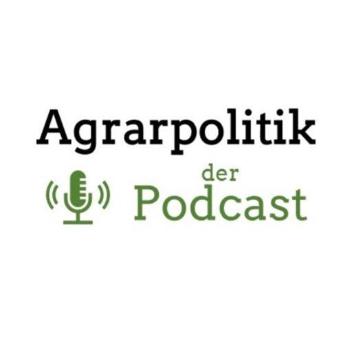 Cover art for podcast Agrarpolitik - der Podcast