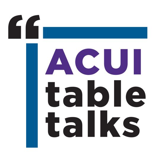 Cover art for podcast ACUI: Table Talks