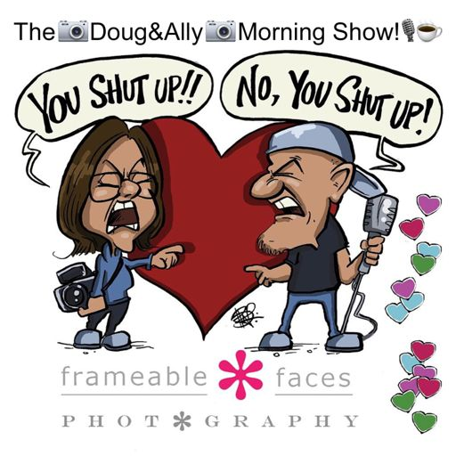 Cover art for podcast The Doug & Ally Morning Show Podcast!