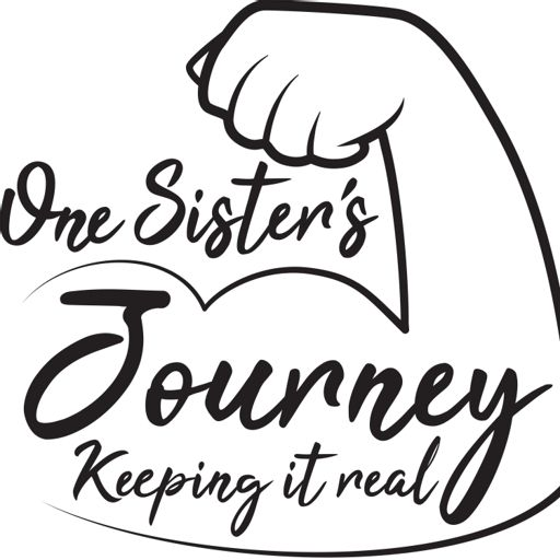 Cover art for podcast One Sister's Journey...Keeping it Real
