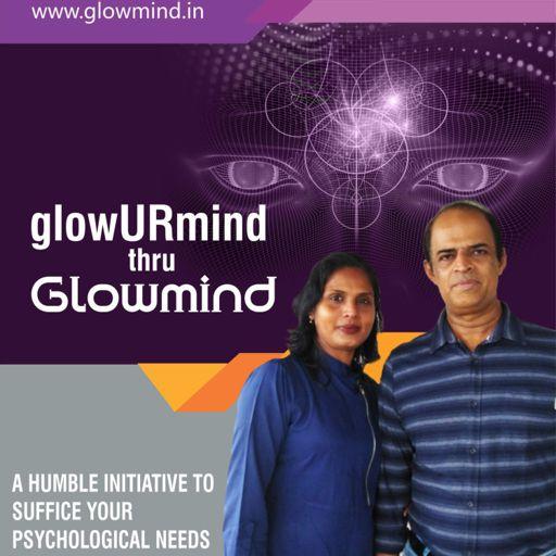 Cover art for podcast glowURmind Thru GLOWMIND