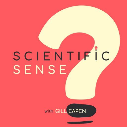 Cover art for podcast Scientific Sense ®