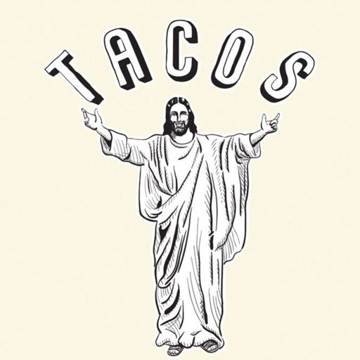 Cover art for podcast Taco Tuesday Theology