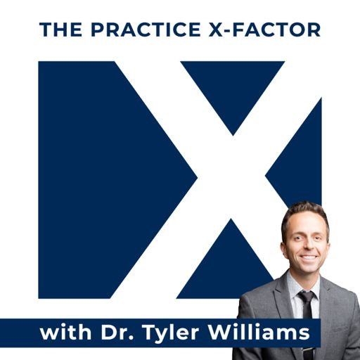 Cover art for podcast The Practice X-Factor