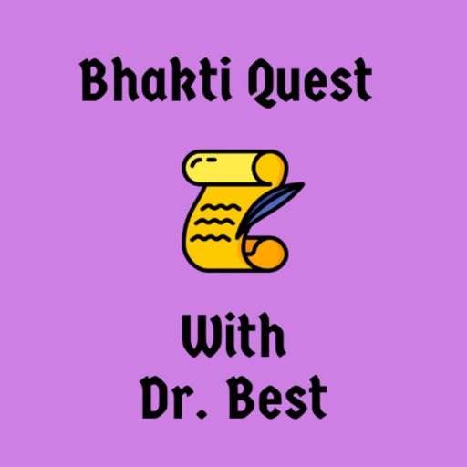 Cover art for podcast Bhakti Quest